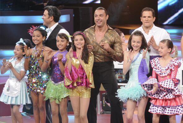 Este sexto programa de Pequeños Gigantes 2, las pequeñas bailarinas camb...