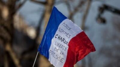 """""""Todos Somos Charlie Hebdo"""", el lema de la protesta mundial contra el at..."""