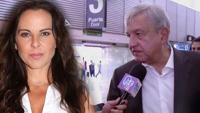 Exclusiva: El presidente de México ya tiene su posición frente al escándalo de Kate del Castillo con 'El Chapo'