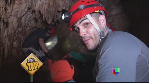 De Road Trio por las Cuevas de Camuy