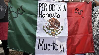 Internet: la amenaza anónima al periodismo en México