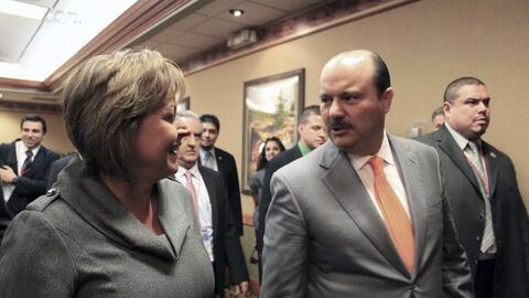 Cesar Duarte, ex-Governor of Chihuahua state