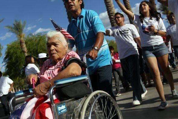 El 15% de la población estadounidense era hispana hace dos años, un aume...