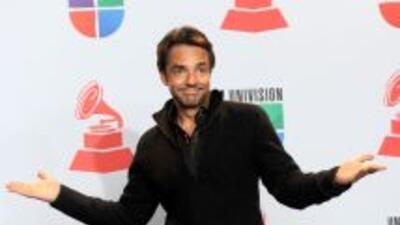 El actor y comediante mexicanoEugenio Derbez.