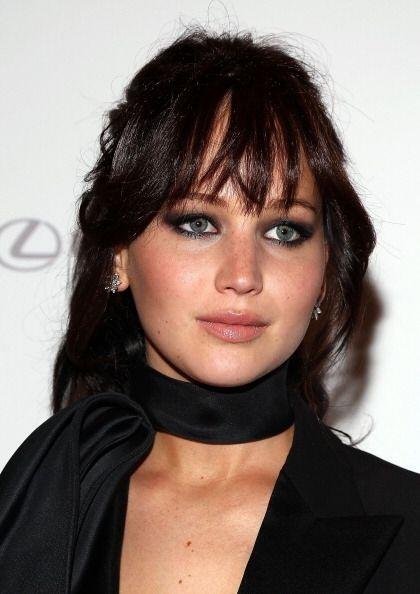 Esta chica además de probar con este nuevo tono en la cabellera, se anim...
