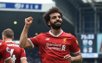 El delantero del Liverpool ha sido la figura indiscutible del certamen.