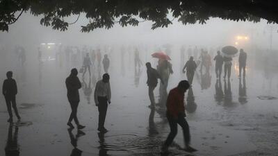 Fotos: Más de 100 muertos por una tormenta de polvo devastadora en India