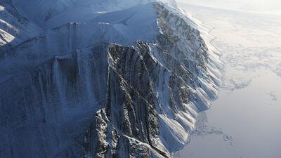Las impresionantes fotos del Ártico que dejó una misión de la NASA