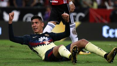 Edson Álvarez se pierde los clásicos ante Cruz Azul y Chivas Edson Álvar...