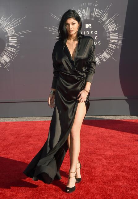 La transformación de Kylie Jenner.