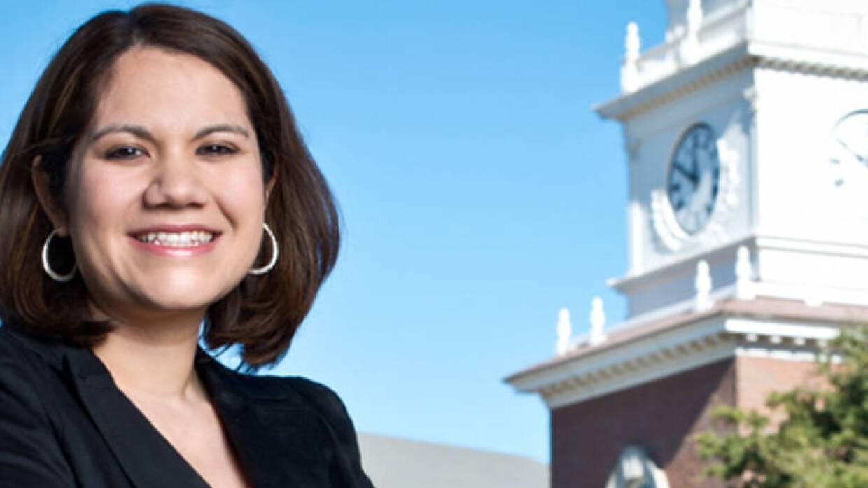 Andrea Ramírez, directora ejecutiva de la Coalición Fe y Eduación.