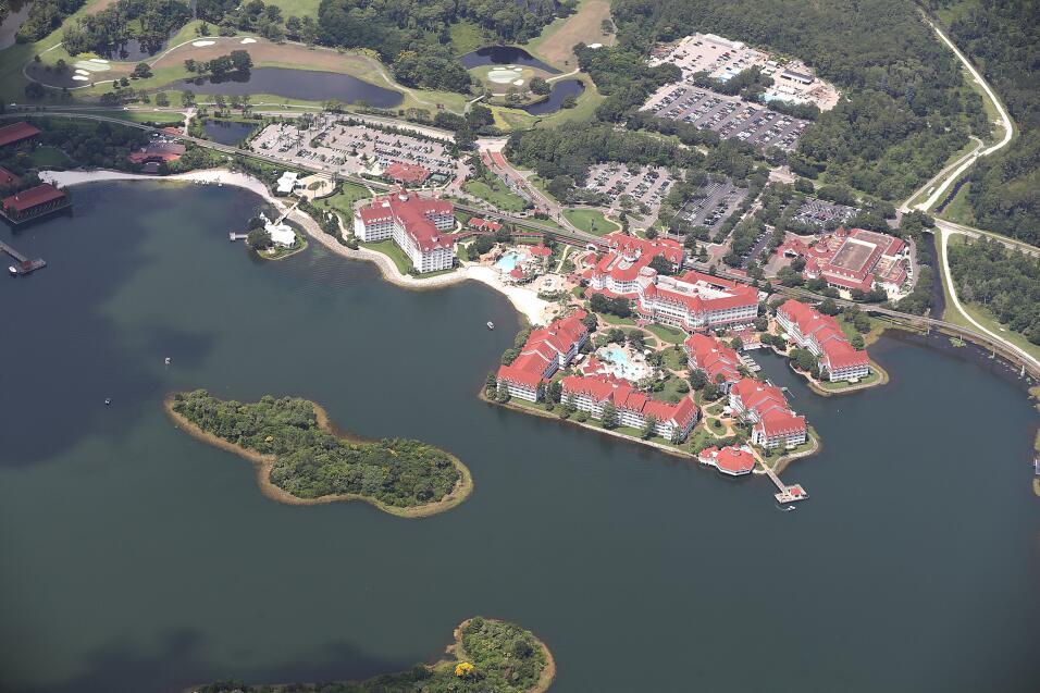 El suceso ocurrió en un complejo hotelero de Disney World.