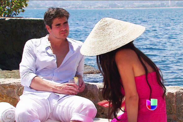 ¡Bravo Pablo! Te sacaste un diez al llevarte a Esmeralda de vacaciones.