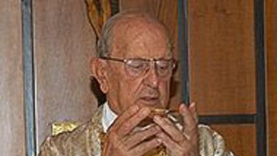 Marcial Maciel, quien fuera líder de los Legionarios de Cristo, se vio e...