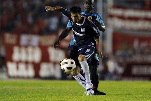 La revancha será el 1 de febrero en Quito. Los goles de visitante valen...