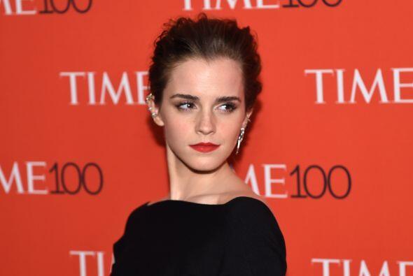 La hermosa Emma Watson también tiene su figura en cera...