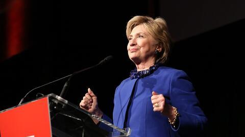 Clinton acusó a Comey de haberle costado la presidencia.