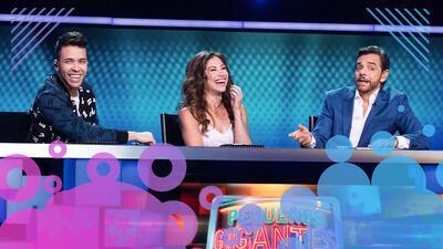 El actor y comediante Eugenio Derbez estuvo en dos ocasiones en Peque&nt...