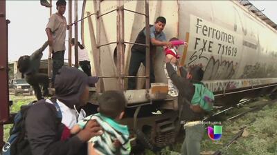 México es criticado por su política migratoria
