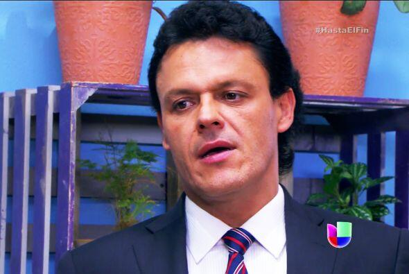 Hazle caso a tu mamá Salvador, la hija de don Paco necesita saber que su...