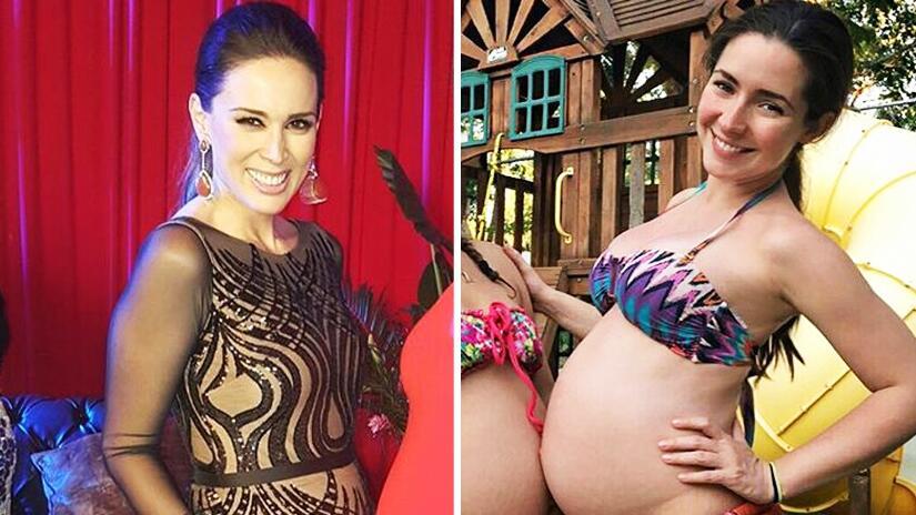 ¡Estas actrices serán mamás muy pronto!