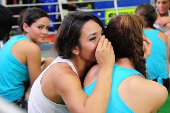 Las chicas han demostrado tener carácter para pelear y decirse sus verda...