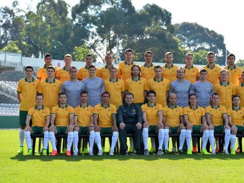Los Socceros están ubicados en el Grupo B con España, Hola...