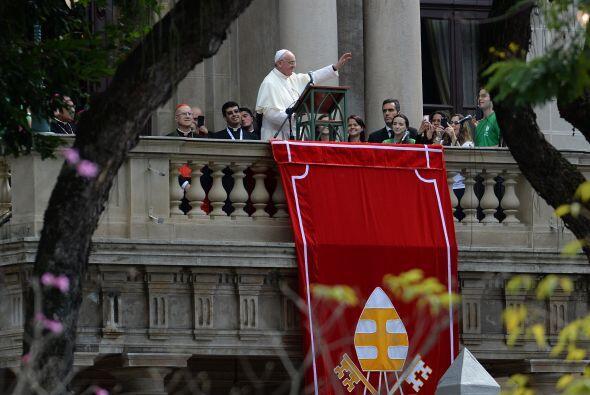 En el parque Quinta da Boa Vista han sido instalados 50 confesionarios p...