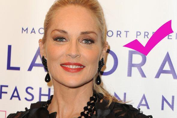 Sin duda la guapa de Sharon, ¡sigue hermosa! Más videos de Chismes aquí.