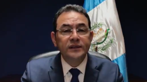 El presidente Jimmy Morales y su partido, acorralados por más investigac...