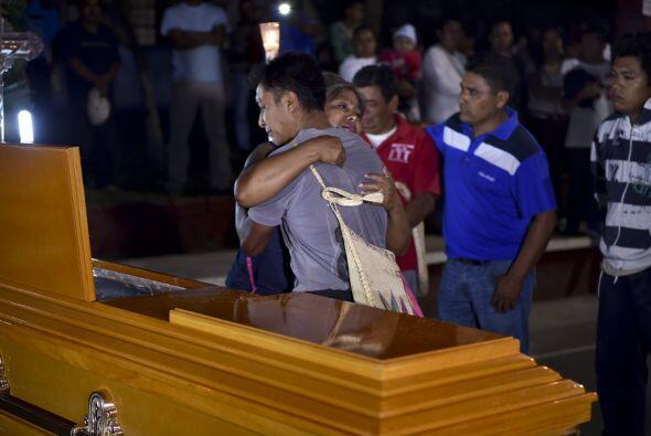 La familia de Julio César Ramírez Nava no encuentra consuelo tras la mue...