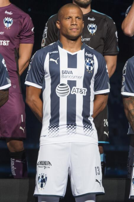 Monterrey presentó sus nuevos uniformes para la Liga MX 20170711_2226.jpg