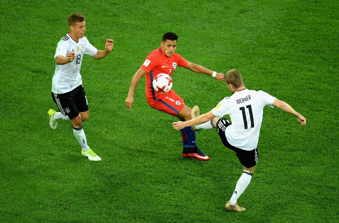 Análisis: Alemania y Chile inventan el micro-fútbol 8.jpg
