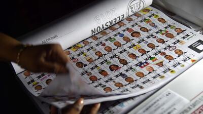 Postergan la segunda vuelta electoral en Haití haiti.jpg