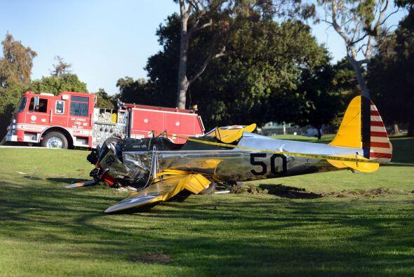 Conforme iban transcurriendo las horas, aparecían más fotos del avión de...