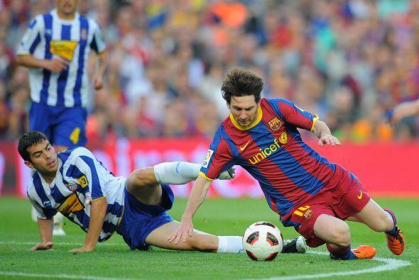 Messi no pudo marcar un solo gol y 'CR7' se le escapa en busca del 'Pich...