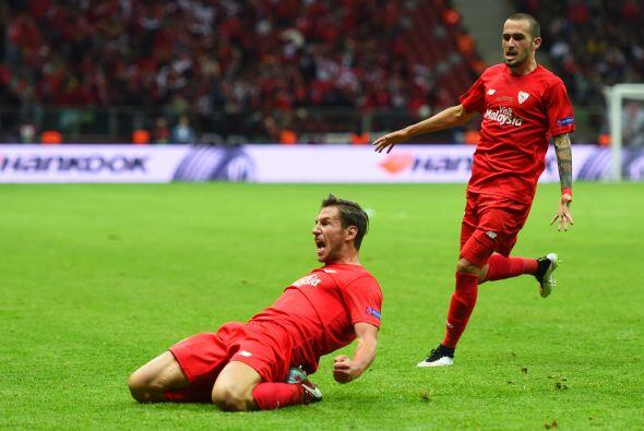 El Sevilla tuvo que venir de atrás y minutos pas tarde el conjunto españ...