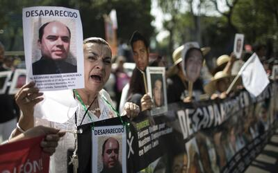 Desaparecidos en México. (Archivo)