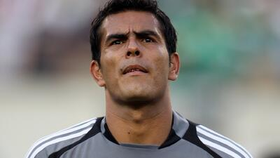 Oswaldo Sánchez: ''A los jugadores no les podemos pedir permiso para que vengan a la Selección''