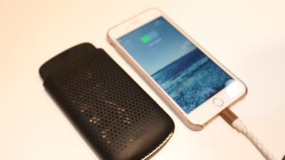 Teléfono celular.