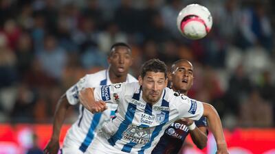 Pachuca se metió en la final de la Copa MX