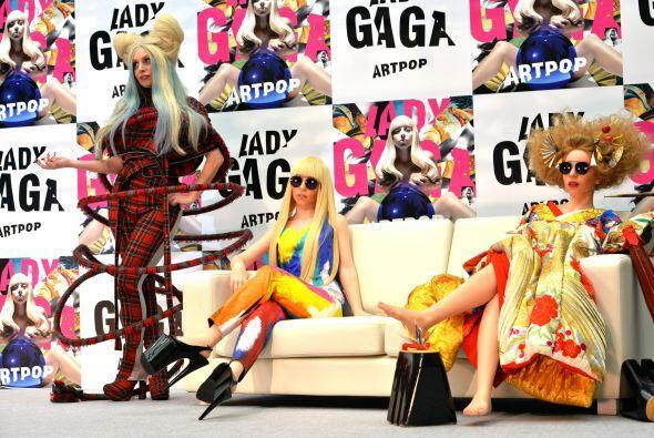 Lady Gaga estará un par de días más en Tokio, pues se dice que estará pa...