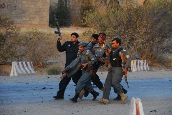 Un portavoz de la embajada estadounidense en Kabul declinó hacer...