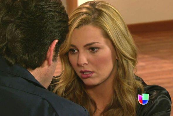 Kendra no quiere seguir al lado de Nelson, así que tiene pensado volver...