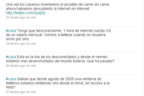 "Asimismo, Tomás Bilbao, director ejecutivo del grupo ""Cuba S..."