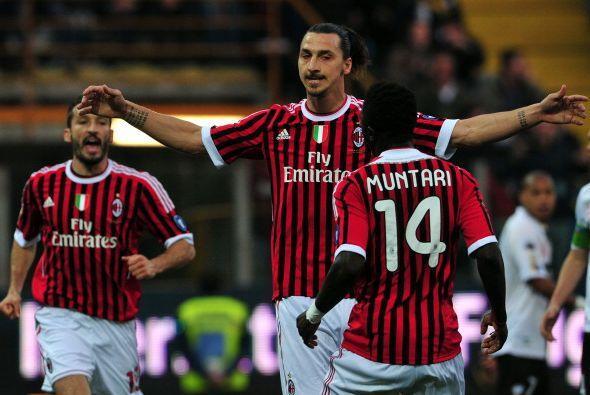 Los 'rossoneri' son más punteros que nunca en el Calcio y se acercan al...