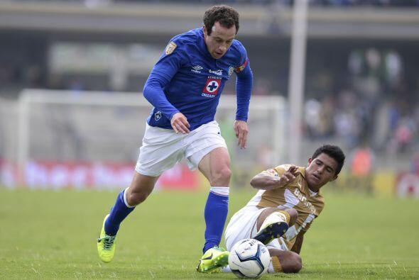 Otro jugador que ya vio pasar sus mejores años es Gerardo Torrado, el ju...
