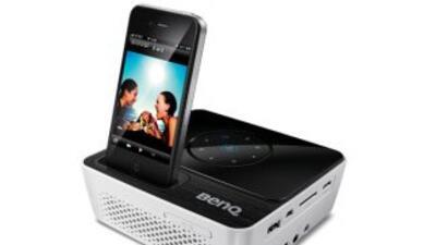 Un proyector para tu iPhone