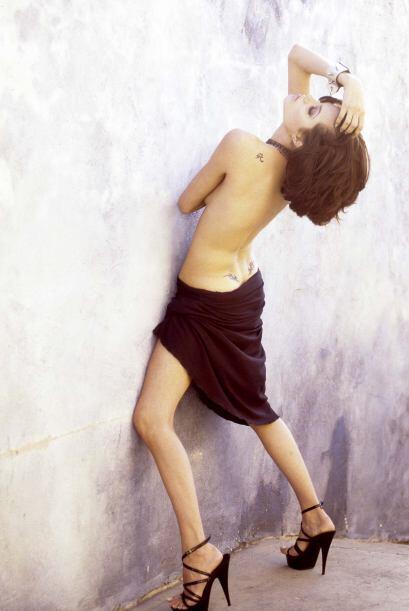 "Angelina Jolie siempre se caracterizó por ser de ""espíritu libre"", sobre..."