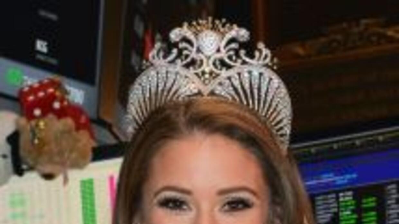 Nia Sánchez es la actual representante de Estados Unidos en el certamen...